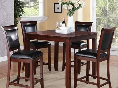 Dallas 5 Pc. Counter Height Dining Set
