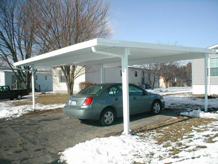Protect Your Vehicle With Perfectly Designed Carport Kits