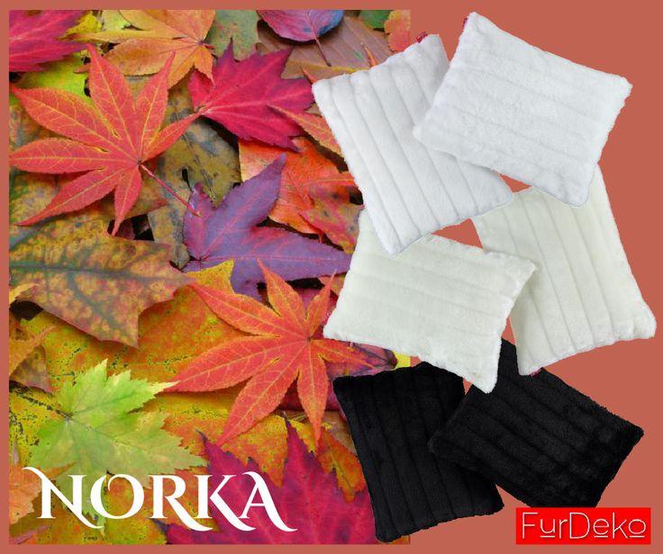 Kliknij w link http://furdeko.pl/pol_m_PODUSZKI_NORKA-167.html i poznaj naszą futrzaną propozycję na jesień, poduszkę NORKA dostępną w trzech odcieniach :)