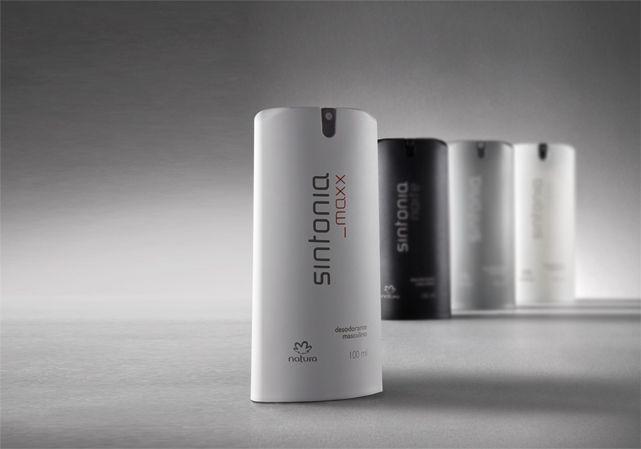 Desodorante Spray Sintonia_Maxx Masculino - 100ml | Rede Natura