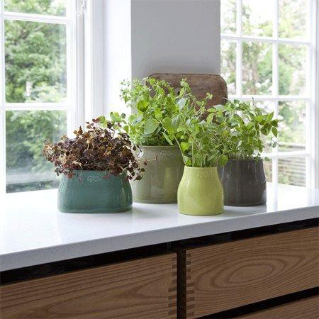 Kähler - Botanica urtepotte - Oval