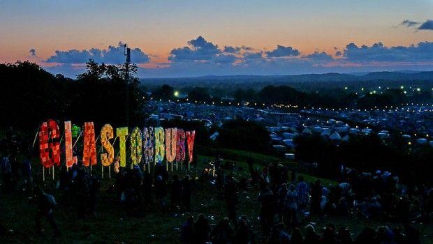 Glastonbury Festival History