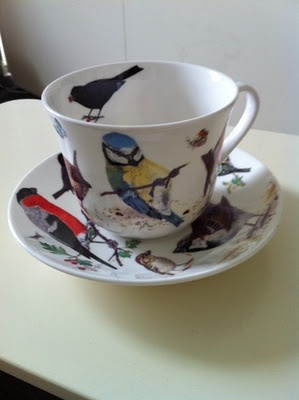 My favourite teacup/breakfast cup