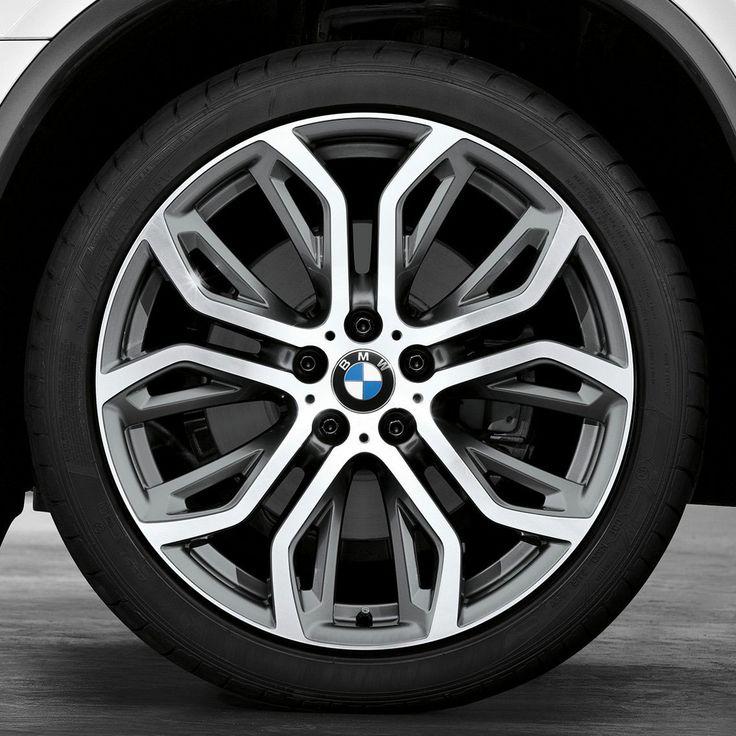 Литые диски для BMW X5 и BMW X6