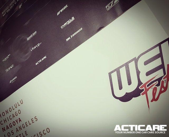 WEKFEST Japan 2017 ACTICARE - アクティケア