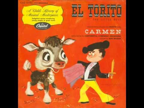 El Torito The Little Bull - Don Wilson
