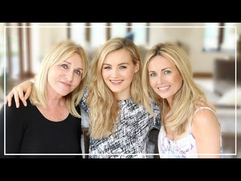 Beauty Tips With My Mum & Grandma | Niomi Smart - YouTube