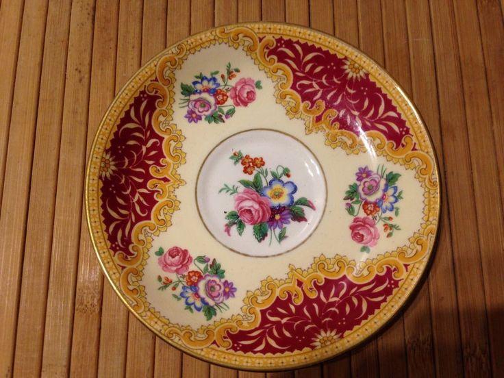 Old Royal China Saucer