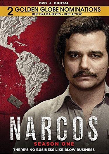Based on a true story of the rise and fall of Colombian drug lord Pablo Escobar and the two DEA agents that brought the famed Medellin Cartel to its knees.