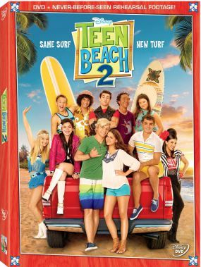 Free Teen Beach 2 Party Printables and Recipes | SKGaleana