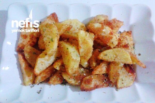 Galeta Unlu Fırında Kıtır Patates