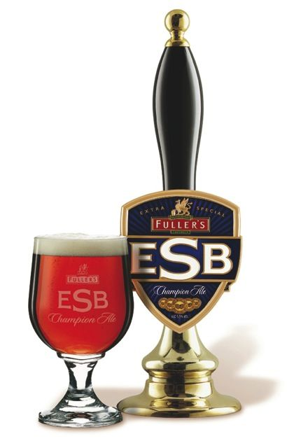Fuller's ESB: the champion London ale that inspired an American beer style.