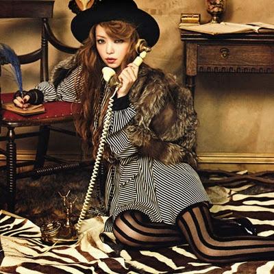 amuro namie for blenda magazine.A Woman. Namie Amuro.(安室奈美恵・あむろ なみえ)Japanese singer.
