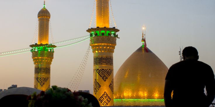 An arrow through the eyes. Three spears in the center of an infant's chest. Women in chains. A final, lone solider beheaded for his stand against injustice.  This is the story of Karbala, the story yo...