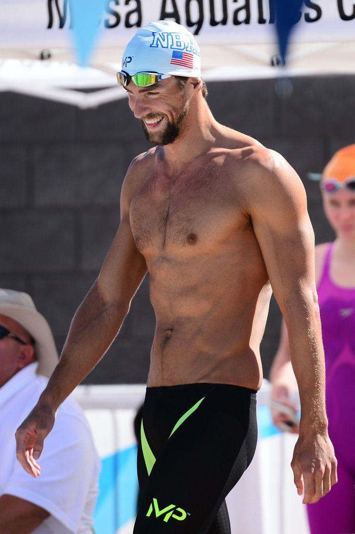 schwimmer michael phelps