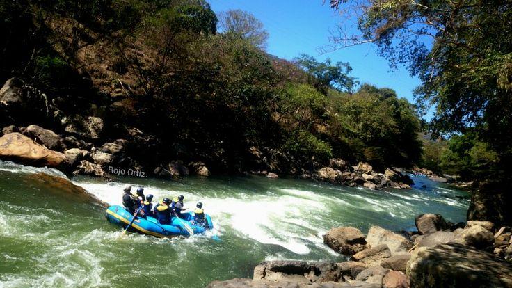 #rafting #whitewater en san gil - Colombia