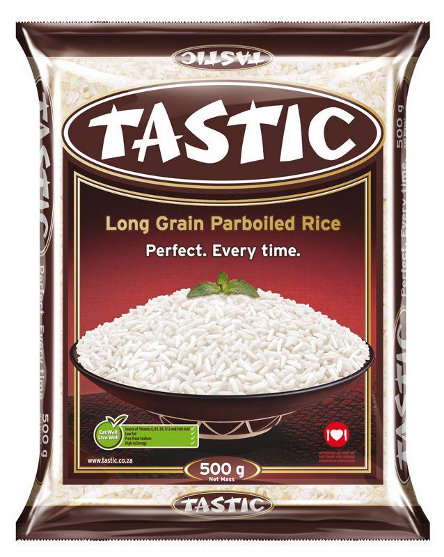 Tastic Parboiled Rice 500g