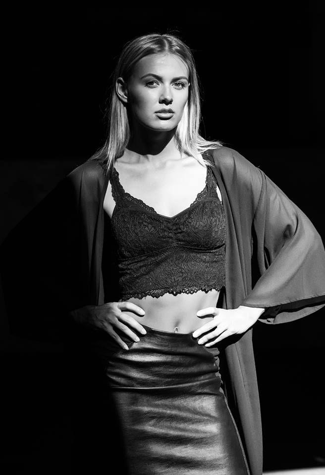Model: Julia Ranta Photo: Marina Osipoff & Oleg Podberezni