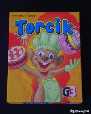 Blog na wolny czas: TORCIK: smakowita niespodzianka - recenzja gry.
