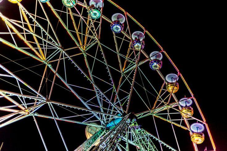 Riesenrad | Adventstipp: Weihnachtmarkt Montreux Noel
