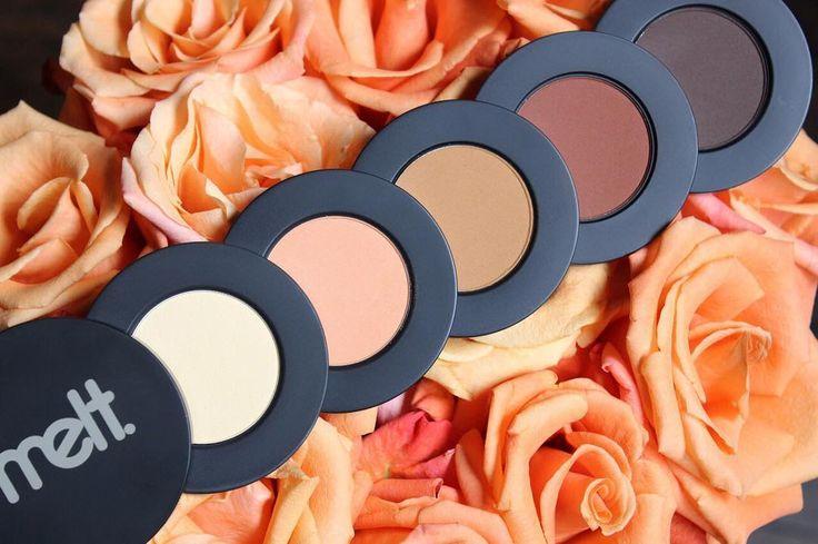 Melt Cosmetics Eyeshadows - Rust Stack ♡