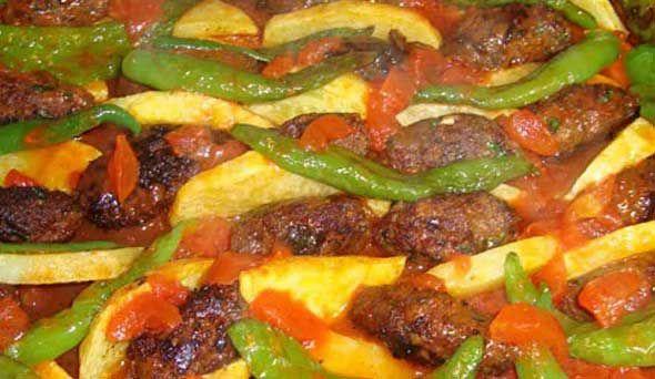 İzmir Köfte Tarifi | Yemek Tarifleri Sitesi | Oktay Usta, Pratik Yemekler