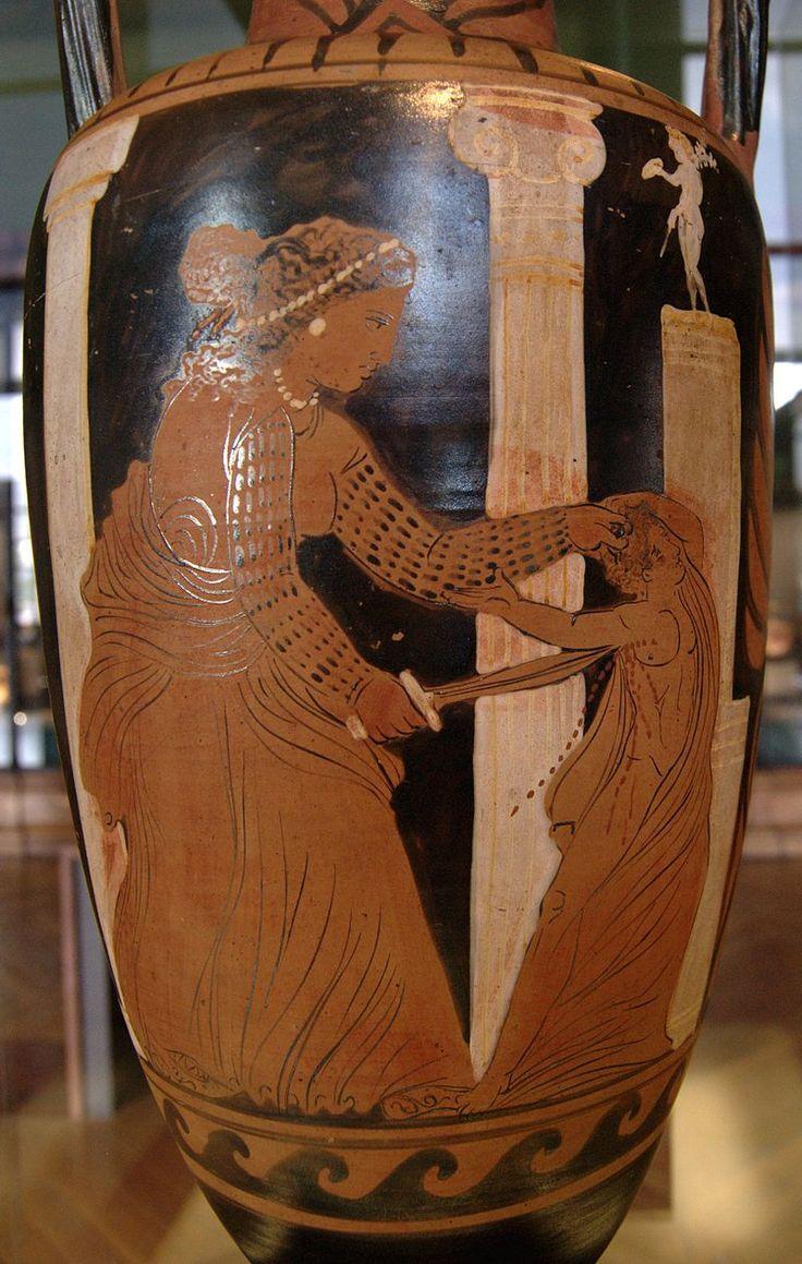Medeia child Louvre K300 - Medea (play) - Wikipedia, the free encyclopedia