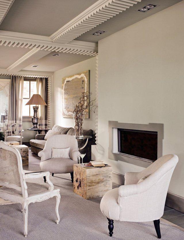 Die Besten 25+ Holz Akzente Ideen Auf Pinterest   Wohnzimmer Landhausstil  Wei