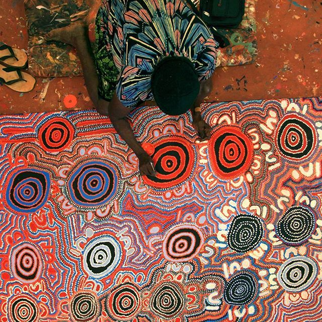 Forget phrases like Authentic Aboriginal Art or Traditional Aboriginal Art and instead, when looking to buy Aboriginal Art, think ethical and never look back.