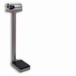 Special Offers Available Click Image Above: Detecto 437s Stainless Steel Mechanical Medical Scale, 400 Lb X 4 Oz #MechanicalMedicalScale #USA