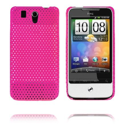 Atomic (Pink) HTC Legend G6 Cover