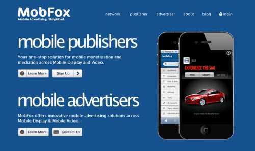Farewell to $0.01 CPCs. Over 10,000 publishers have been utilizing the MobFox advertising marketplace to help them earn up to 300% more revenue from their mobile apps.  On top of that, you achieve full control over the ads shown in your mobile, and with the eCPM control feature you are able to set minimum CPC/CPM floor limits at the price you desired.