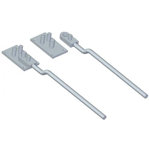 Rebar bending tool plan | Horseshoe nail in 2019 | Metal