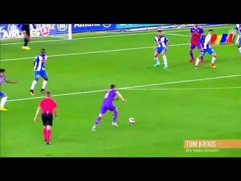 Amazing skill Best shown  Football Team Of The Season 2016 -  2017
