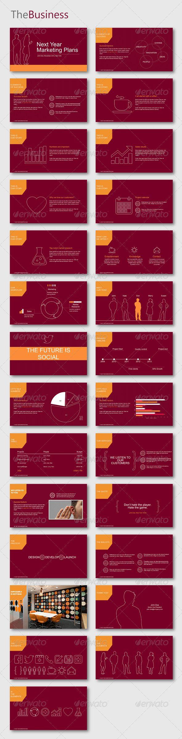 improvepresentation | GraphicRiver