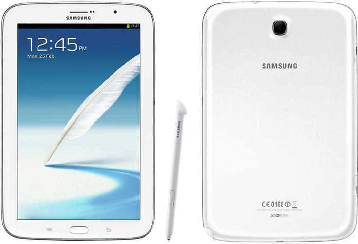 2011 : #Samsung continue à explorer les possibilités du concept note, avec la tablette #GalaxyNote 8.0 et son S Pen !