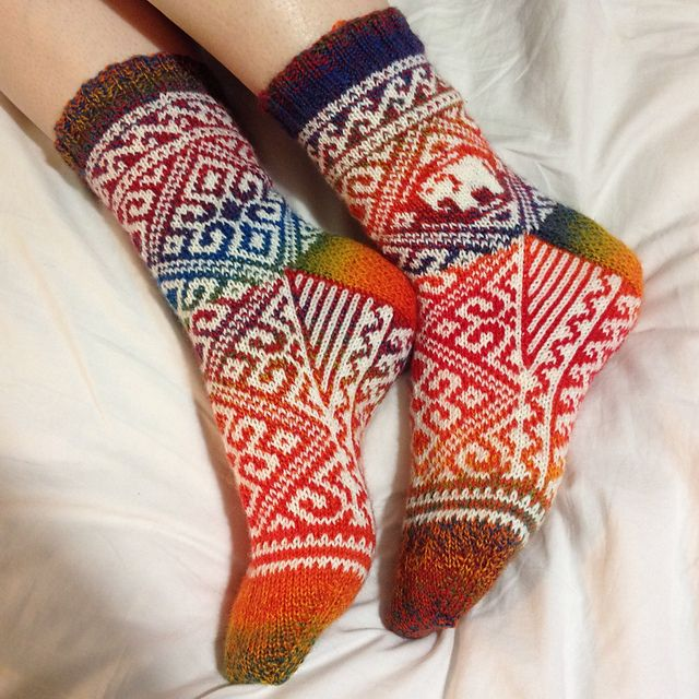 1000+ images about Sock It To Me! on Pinterest Vineyard, Yarns and Ravelry