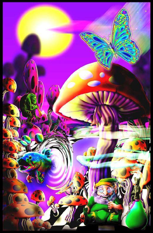stuff to look at when ur high | Awesome things to look at when your stoned - The Artist's Corner