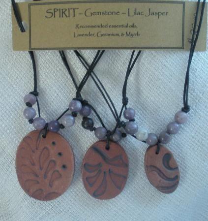 Essentail Necklaces Oils