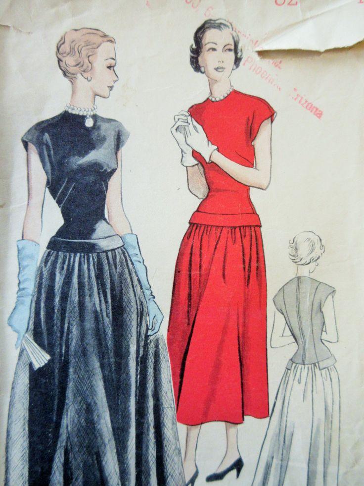 17 Best ideas about Long Dress Patterns on Pinterest ...