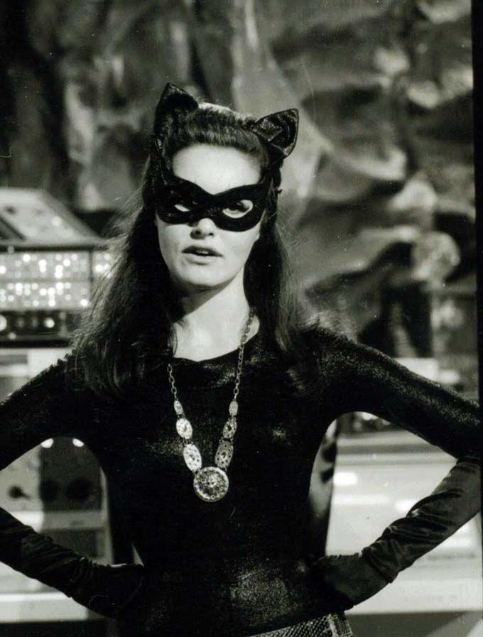 Julie Newmar: Catwoman