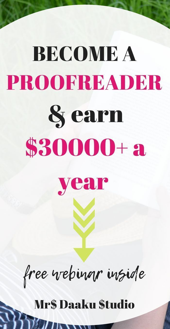How to become a proofreader and earn $40000 a year – Millennial Bull | Financial Tips for Millennials, Making Money & Saving Money Tricks