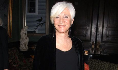 Olympia Dukakis hints at screen return for Armistead Maupin's Anna Madrigal: Book