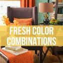 Color Schemes {Decorating Colors Gallery} - The Inspired Room