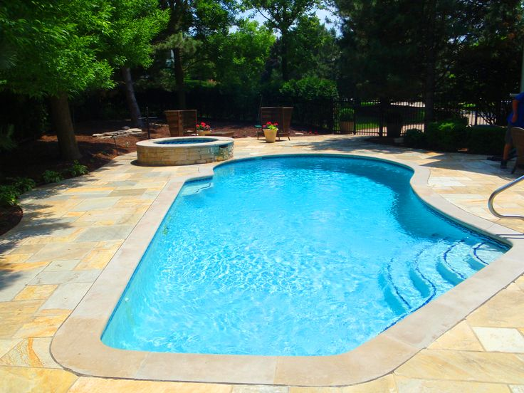 Lovely Blow+up+swimming+pools | Gunite Pools And Custom Pool Designs| Danna