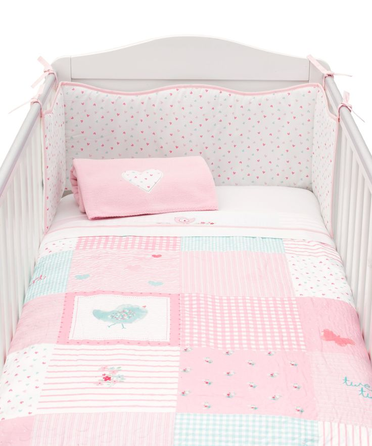 Little Sweet Heart Bed In A Bag