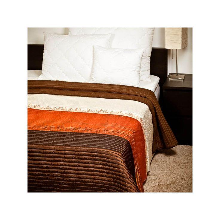 MELISSA TAFT narancs ágytakaró 235x250 cm, Díszpárna.com Webáruház
