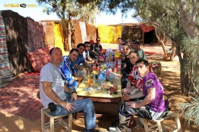 Super Buggie Raid y Quad. Almuerzo-picnic en ruta hasta el Dades