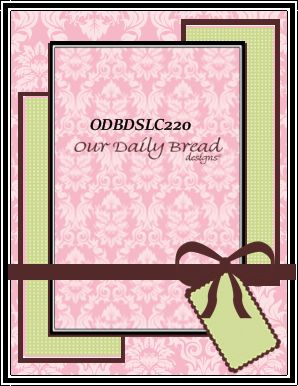 Our Daily Bread designs Blog: ODBDSLC220 Sketch