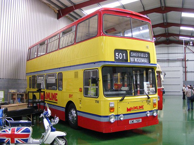 Leyland Atlantean AN68A/1R Roe 1756 CWG756V South Yorkshire PTE South Yorkshire Transport Museum by emdjt42, via Flickr